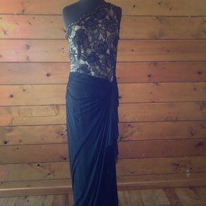 Luxury evening gown